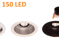 INPACT 150 LED 1500, 2100 & 2700 Lumen versions