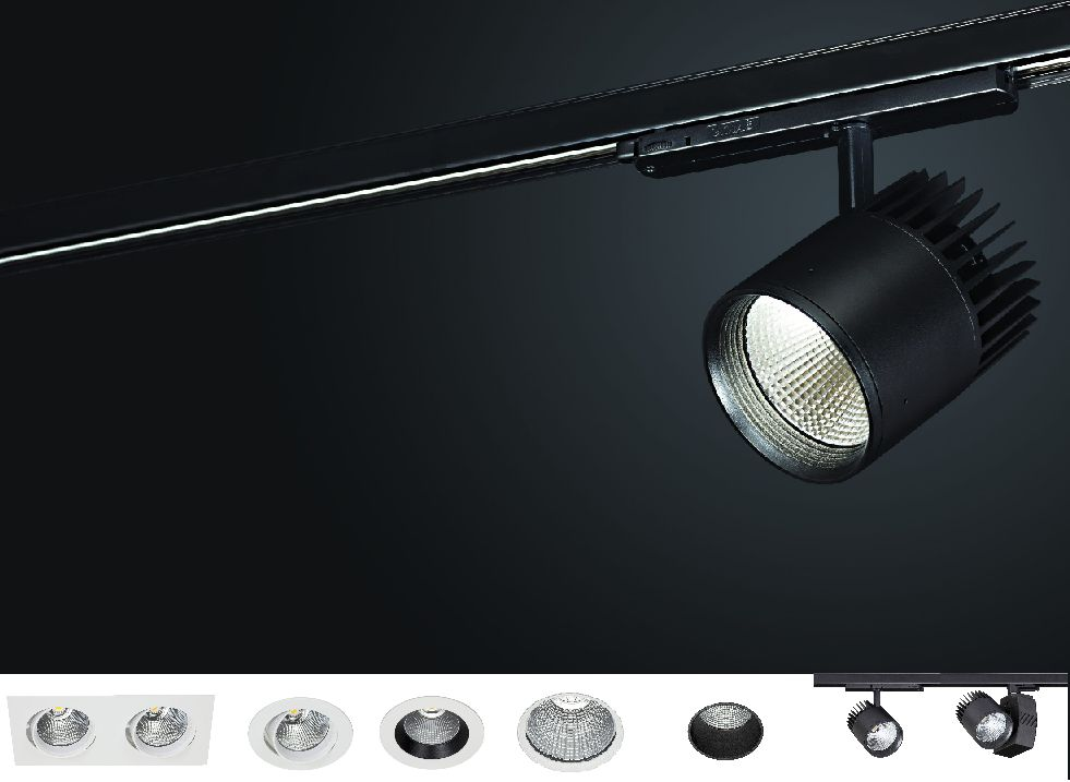 Lamp83 - Silver Led